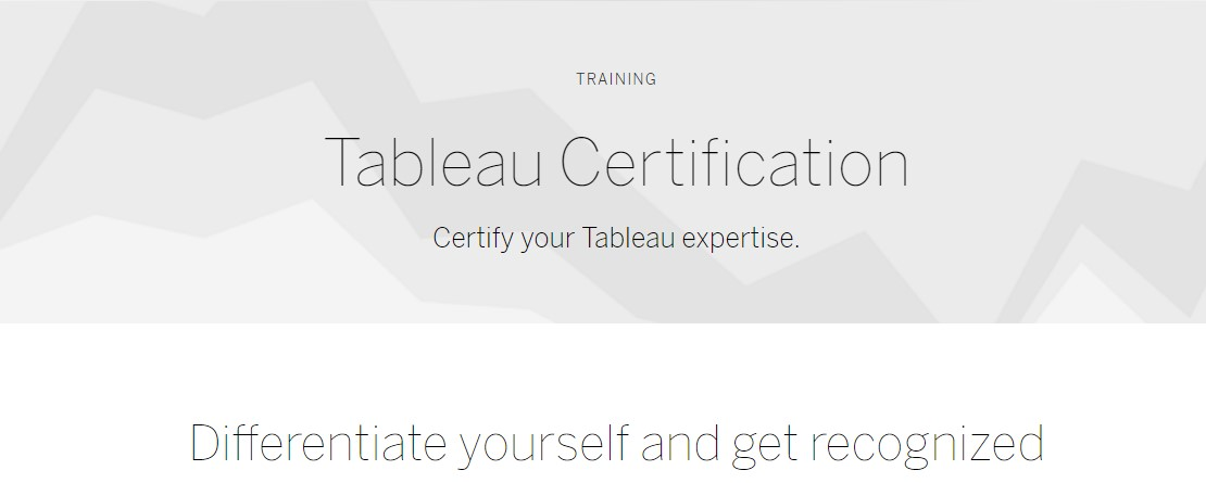 How to ace the Tableau Desktop Qualified Associate exam